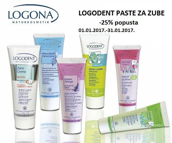 LOGODENT PASTE ZA ZUBE -25% POPUSTA