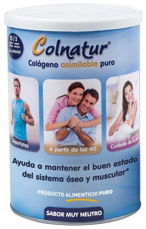 Kolagen - neutralni ukus dijetetski suplement dodatak ishrani Colnatur 300g