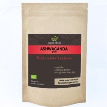 Ashwagandha organski prah Super obrok 250g