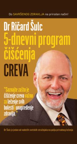 5-dnevni program čišćenja creva Dr Ričard Šulc