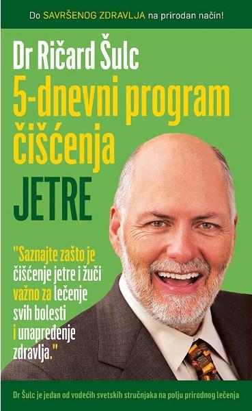 5-dnevni program čišćenja jetre Dr Ričard Šulc