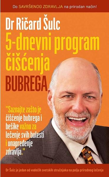 5-dnevni program čišćenja bubrega Dr Ričard Šulc