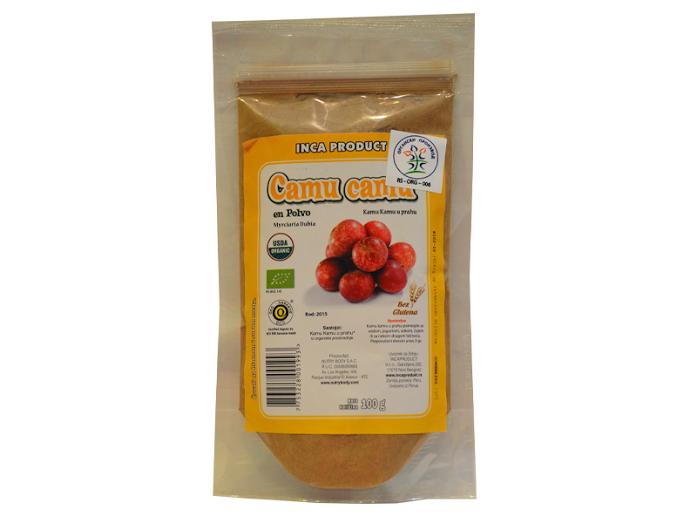Organski camu camu u prahu Inca Product 100g