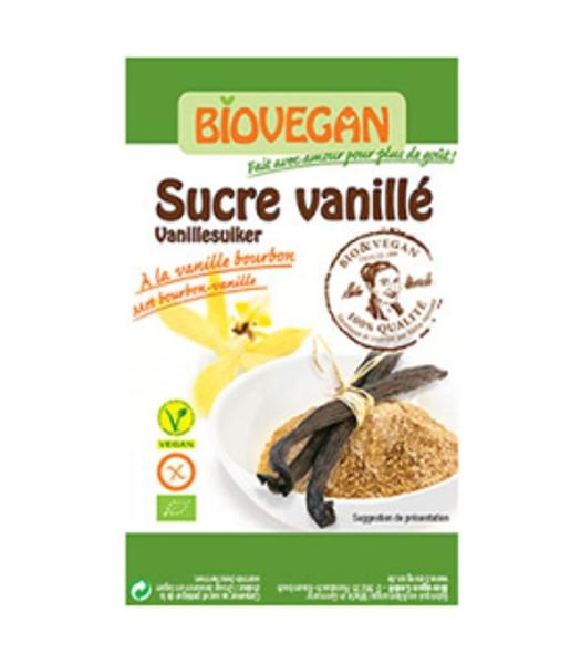 Vanilin šećer bourbon  bez glutena Biovegan 8g