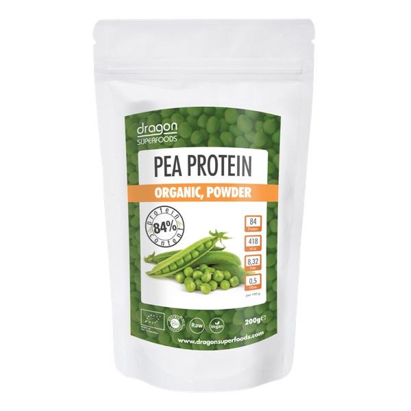 Organski protein graška Dragon superfoods 200g