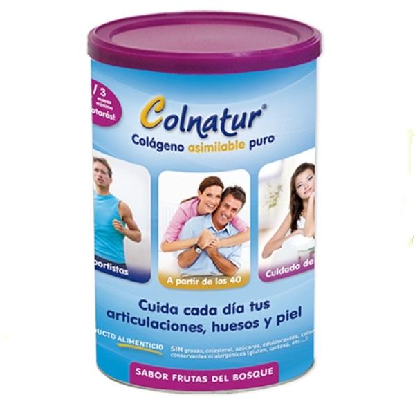 Kolagen - sa ukusom šumskog voća dijetetski suplement dodatak ishrani Colnatur 300g