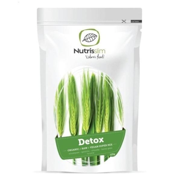 Nutrisslim Bio Detox Superfood Mix 125g