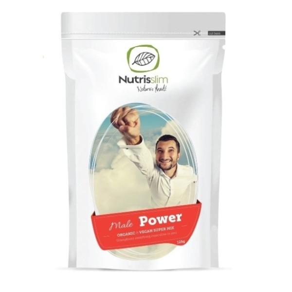 Nutrisslim  Bio Male Power supermix 125g
