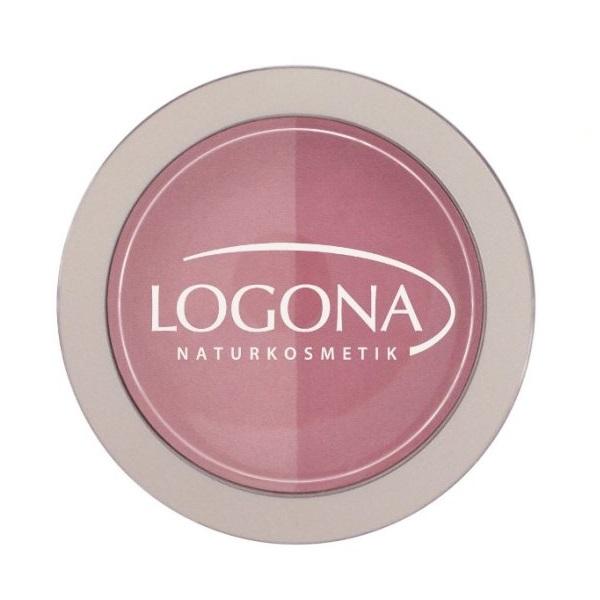 Logona rumenilo 01 rose+pink 10g NOVO