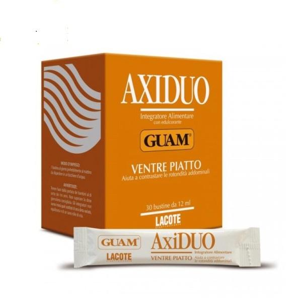 Guam Axiduo dijetetski suplement protiv nadimanja 12ml/ 1 kesica