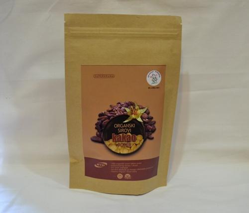 Kakao puter organski sirovi DTC 100g